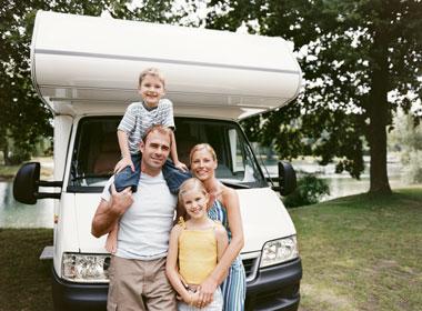 Best caravan finance options